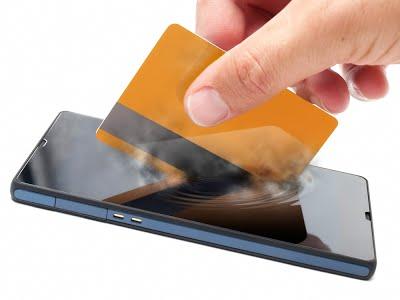 Paiement mobile sans contact